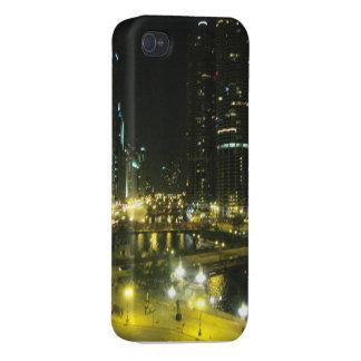 Das Nachtleben iPhone 4 Case