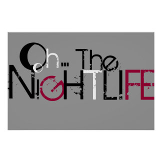 Das Nachtleben Poster