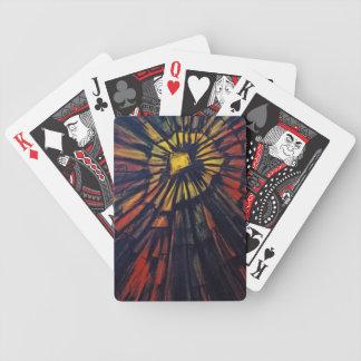 Das Netz des Teufels Spielkarten