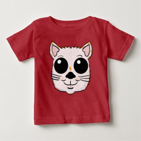 Das niedliche Shirt Katzenkopf Kinder