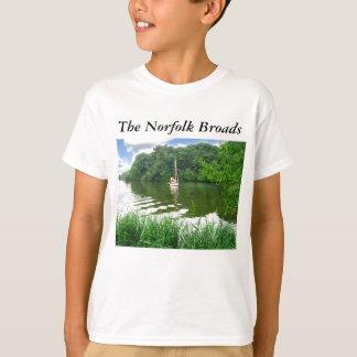 Das Norfolk Broads T-Shirt
