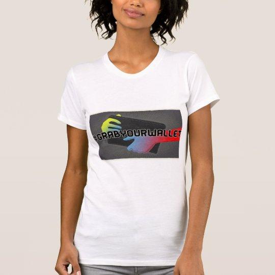 Das offizielle Zupacken Ihr Geldbörsen-T - Shirt! T-Shirt