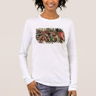 Das Opfer bei Lystra (Cartoon für das Sistine C Langarm T-Shirt