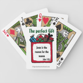 Das perfekte Geschenk Bicycle Spielkarten