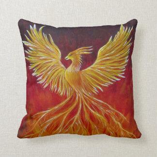 Das Phoenix Zierkissen
