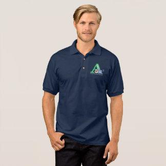 Das Polo-Shirt Ankündigungs-Männer - Marine Polo Shirt