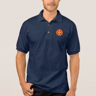 Das Polo-Shirt ASNE Männer Polo Shirt