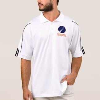 Das Polo-Shirt der Männer mit Logo Kopenhagens Polo Shirt