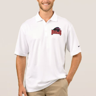 Das Polo-Shirt des Chino-Tal Brahmas Nike-Zuges Polo Shirt