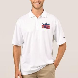 Das Polo-Shirt des Chino-Tal-Titan-Nike-Zuges Polo Shirt