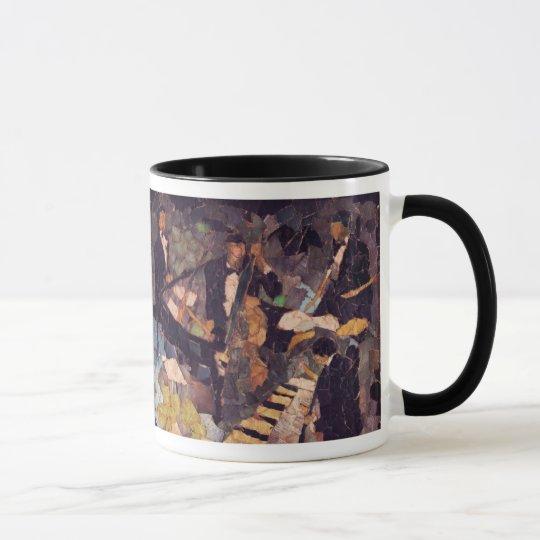 Das Quartett Tasse