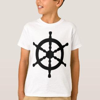 Das Rad des Schiffs T-Shirt