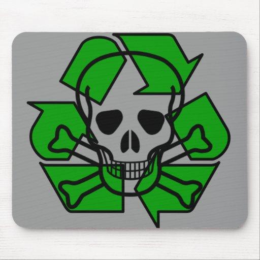 Das Recyclinator Mauspads