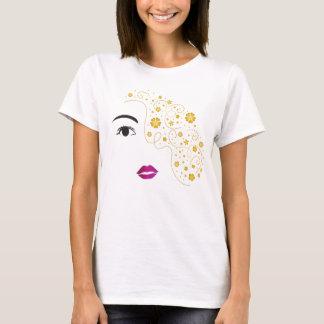 Das reizende Shirt der Frauen,