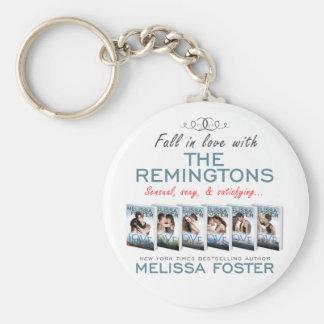 Das Remingtons Keychain Schlüsselanhänger