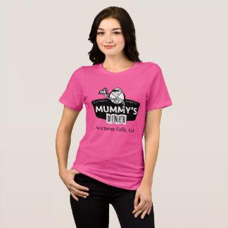 Das Restaurant-Jersey-T-Stück der Mama T-Shirt