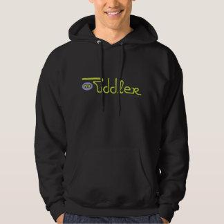 Das Riddler Logo-Grün Hoodie
