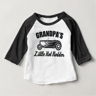 Das Rodder HotRod des Großvaters wenig heißes Baby T-shirt