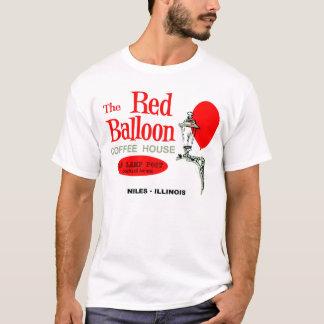 Das rote Ballon-Café, Niles, Illinois T-Shirt