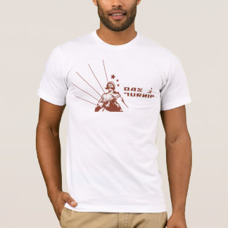 DAS-Rübe (Schnurrbart des Ruhmes) T-Shirt