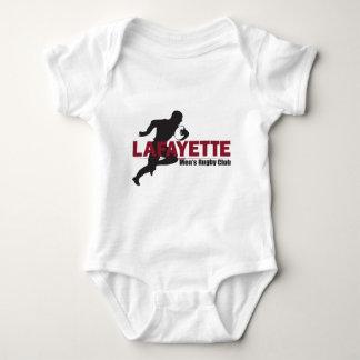 Das Rugby Lafayette-Männer Baby Strampler