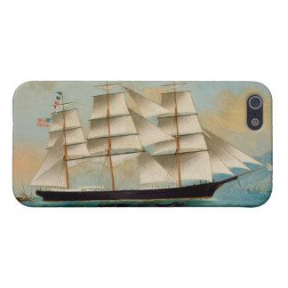 Das Schiff Fleetwing, Hong Kong-Bucht iPhone 5 Cover