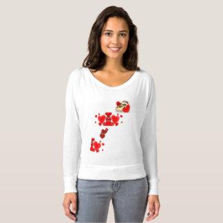 Das Shirt der Frauen für Mädchen