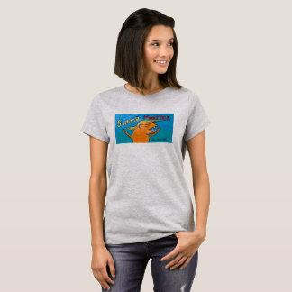 Das Shirt der Frauen 'SUMPF MONSTER