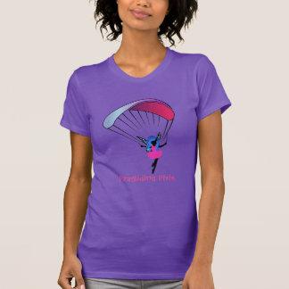 Das Shirt der Gleitschirmfliegen-Elf-Frauen