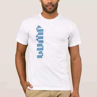 Das Shirt der Stoß-Volumen-Männer