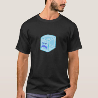 Das Shirt der verärgerten Eis-Würfelmänner