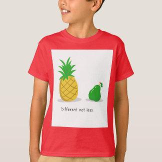 Das Shirt der verschiedene nicht kleiner - Kinder