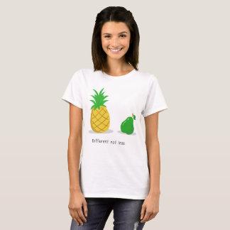 Das Shirt der verschiedenen nicht kleiner - Frauen