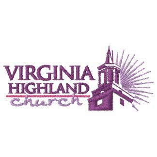 Das Shirt der Virginia-Hochland Heirat-Gleichheits Besticktes Shirt