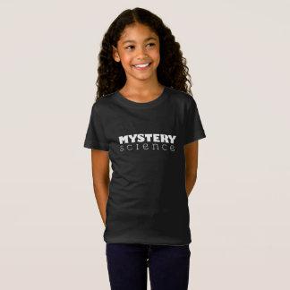 Das Shirt des Geheimnis-Wissenschafts-Kindes