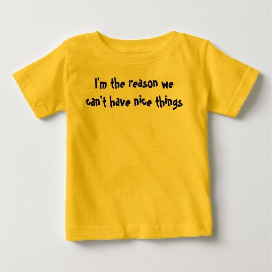 Das Shirt des Grund-Kindes