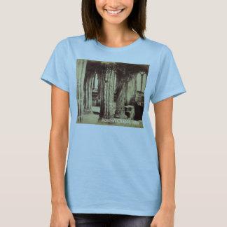 Das Shirt Frauen der Rosslyn-Kapellen-1860