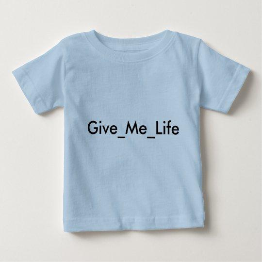 Das Shirt Give_Me_Life Jungen