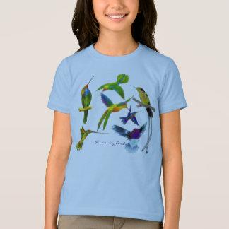 Das Shortsleeved Shirt der Kolibri-Frauen