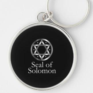 Das Siegel von Solomon- ein magisches Symbol oder Schlüsselanhänger