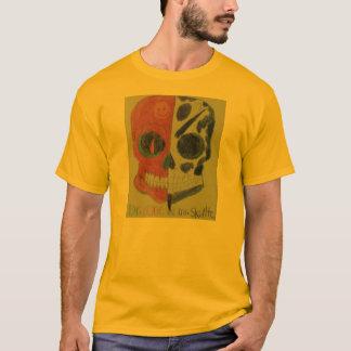 das Skelett dr.jekyll und mr.hyde T-Shirt