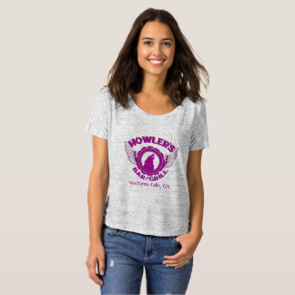 Das Slouchy T-Stück des Summers T-Shirt