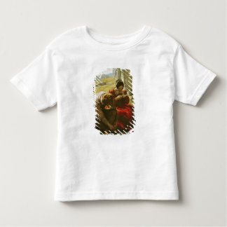 Das Sonett, 1839 (Öl auf Platte) Kleinkinder T-shirt