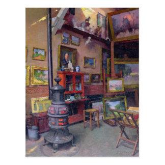 Das Studio 50, Rue Heilig-Didier Postkarte