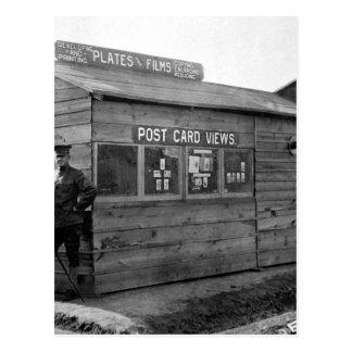 Das Studio, Lager 16. Infantry_War Bildes Postkarte