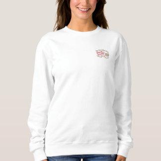 Das Sweatshirt 2016 Schlangenfrau (nur Frt Logo)