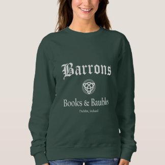 Das Sweatshirt der Barrons Buch-und Flitter-Frauen