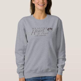 Das Sweatshirt der Frauen