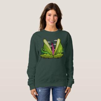 das Sweatshirt der Venus Fliegenfalle