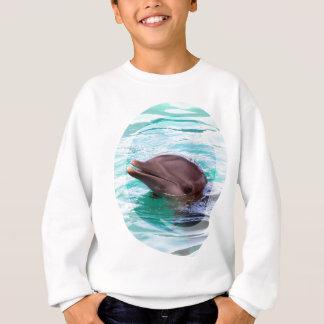 Das Sweatshirt des Delphin-Entwurfs-Kindes